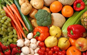Fresh produce is so healthy!
